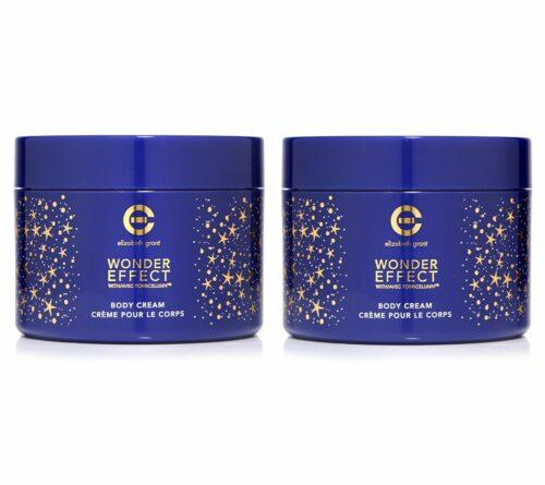 ELIZABETH GRANT Wonder Effect Body Cream 2x 400ml
