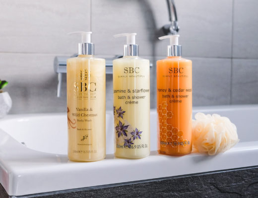 SBC Bath Shower Trio