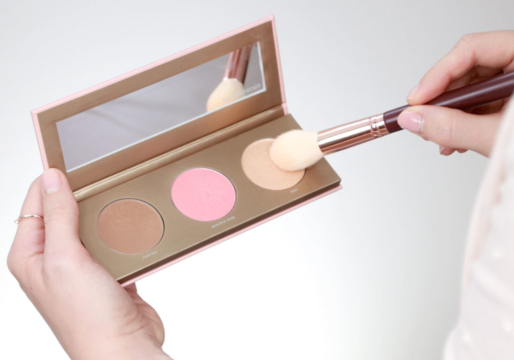 bareMinerals Bare Glow On The Go Face Palette