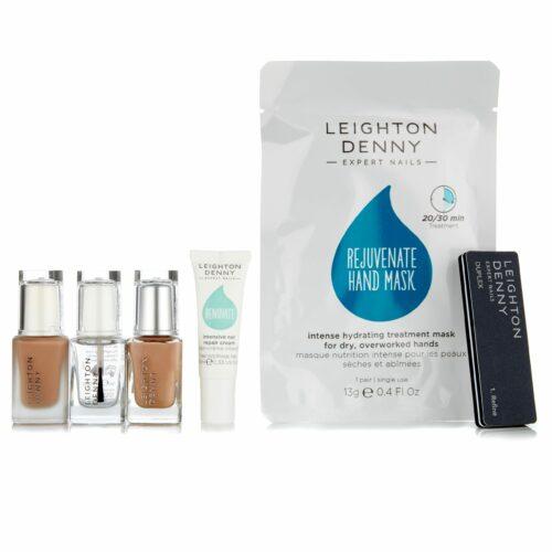 LEIGHTON DENNY Hand- & Nagelpflege Set für beanspruchte Hände & Nägel 6tlg.