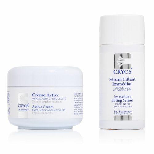 CRYOS by Dr. Bontemps Anti-Aging Aktiv-Creme & Eis-Serum