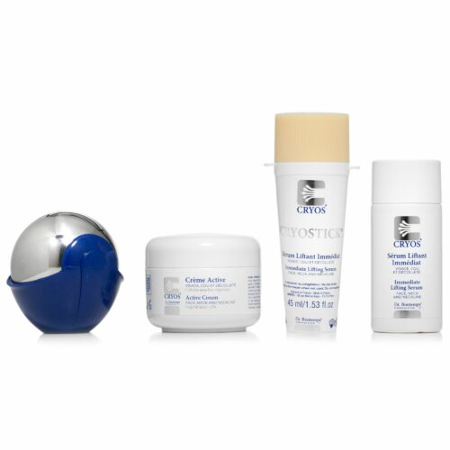CRYOS by Dr. Bontemps Anti-Aging-Set Kälteball, Eis-Serum & Aktiv-Creme