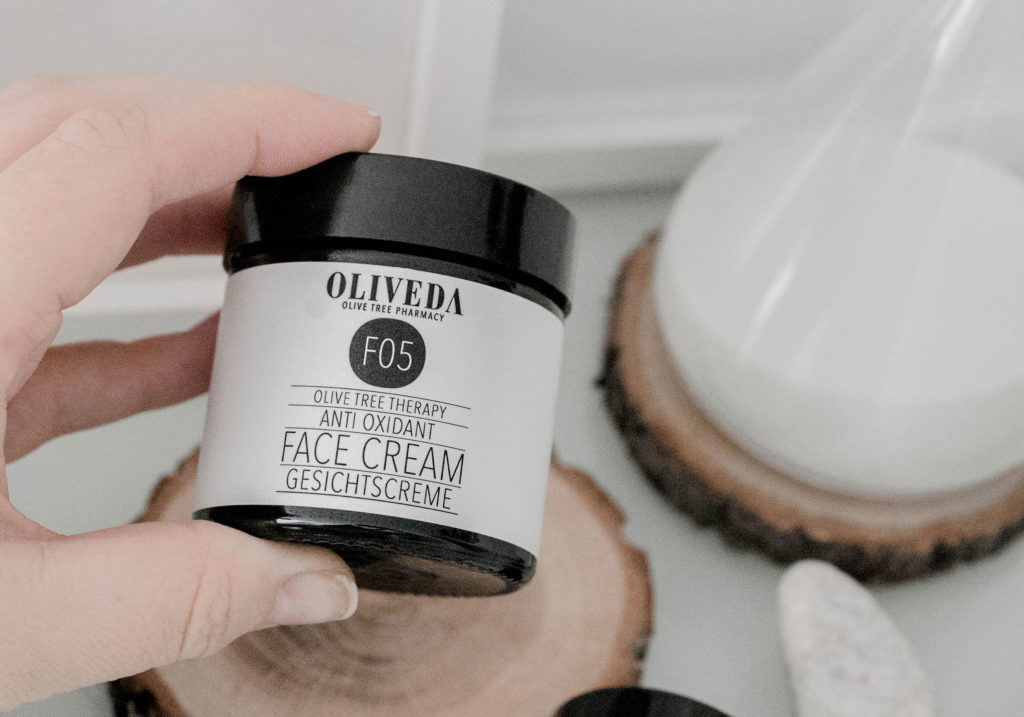OLIVEDA F05 Anti Oxidant Face Cream