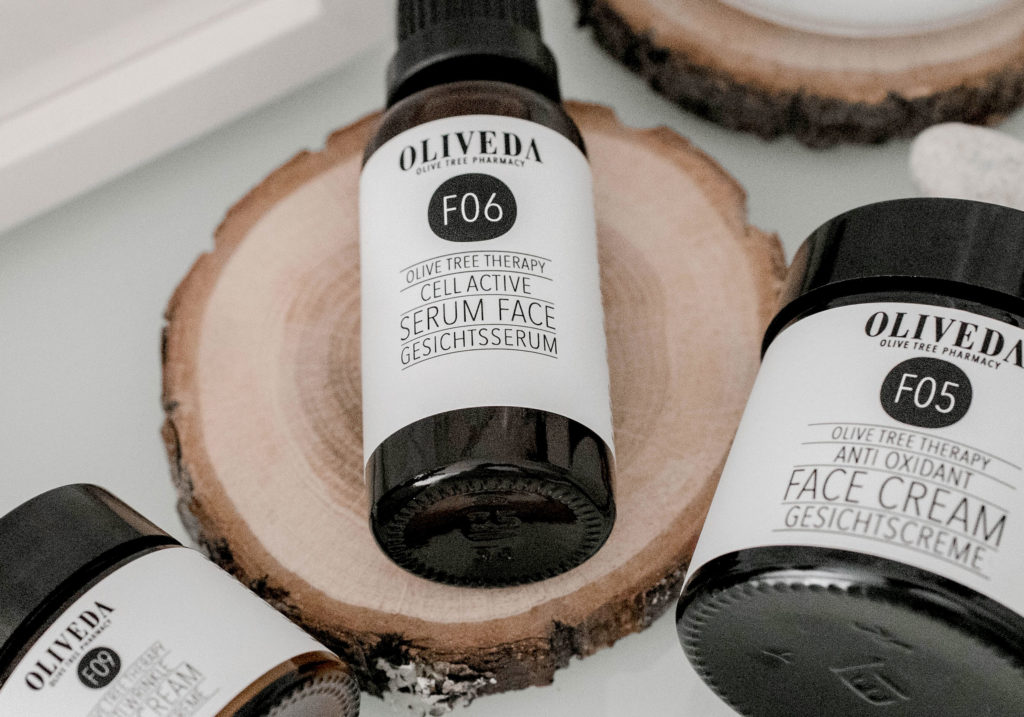 OLIVEDA F06 Cell Active Serum Face