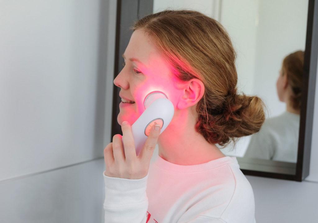 SONULASE Facial Brush Anwendung 2
