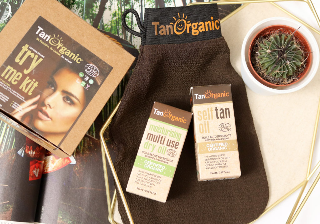 TANORGANIC Try Me Kit