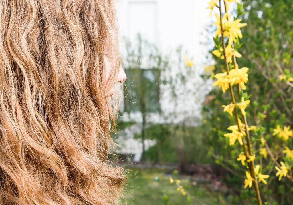 ahuhu organic hair care Coco Moringa Ergebnis 2