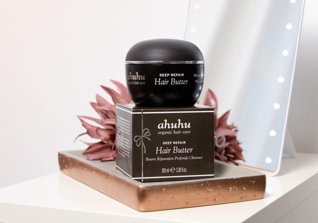 ahuhu organic hair care Deep Repair Hair Butter