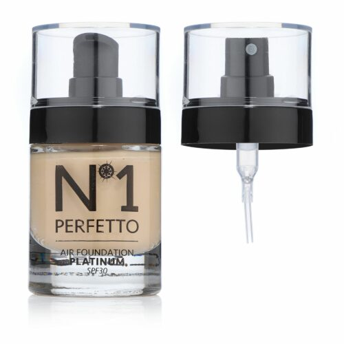 PERFETTO NO 1 Air Foundation 2.0 mit Diamanten- Puder 30ml LSF30