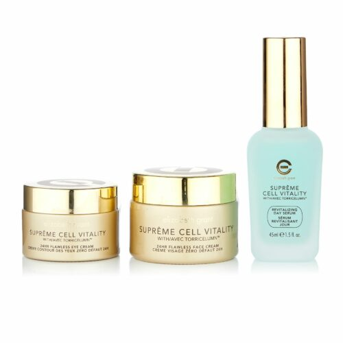 ELIZABETH GRANT Supreme Cell Vitality 24h-Cream 50ml, Day Serum 45ml & Eye Cream 30ml