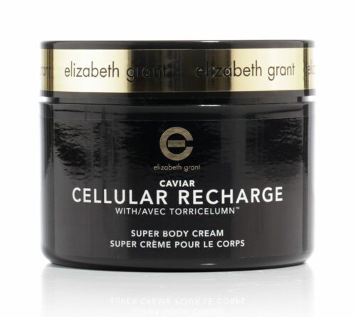 ELIZABETH GRANT Caviar Cellular Recharge Super Body Cream 400ml