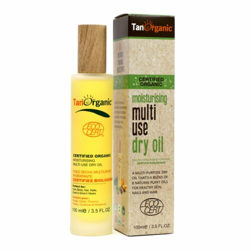 TANORGANIC Moisturising Multi Use Dry Oil Trockenöl 100ml
