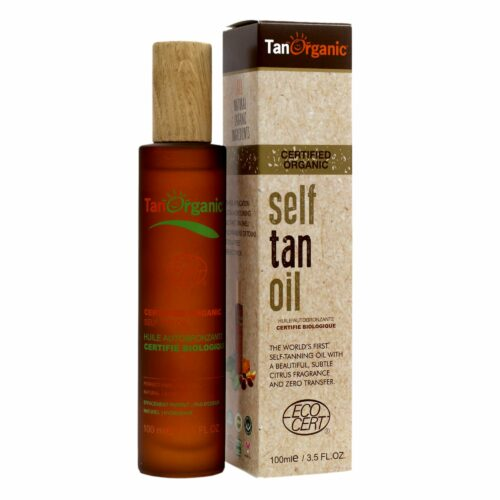 TANORGANIC Self Tan Oil Körper-Bräunungsöl 100ml
