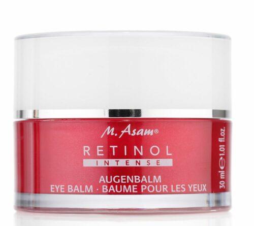 M.ASAM® Retinol Intense reichhaltiger Augenbalm 30ml für reife Haut
