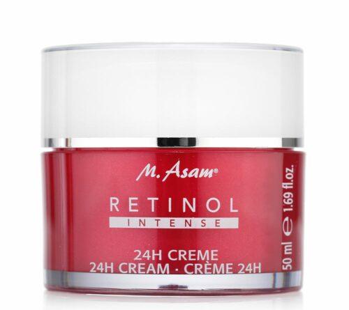 M.ASAM® Retinol Intense 24h-Creme 50ml regenerierend & glättend