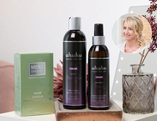 Schutz für die Haarfarbe