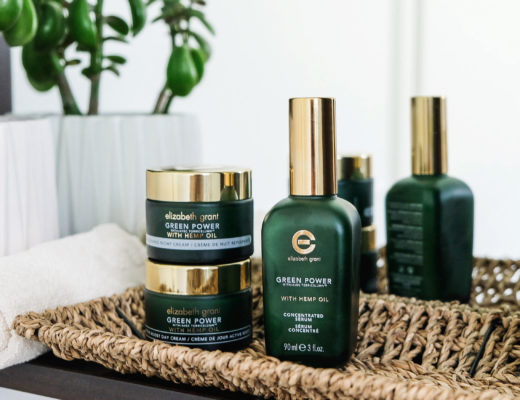 ELIZABETH GRANT GREEN POWER with Hemp Oil 2