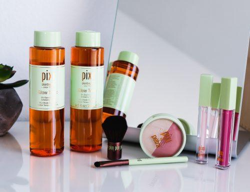 Neues Make-up von PIXI mit einem QVC exklusiven Produkt