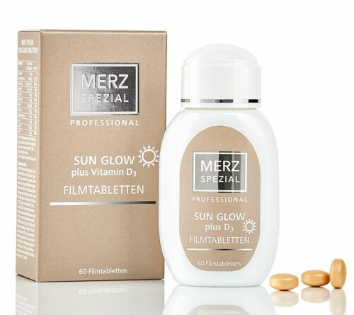 MERZ SPEZIAL Professional Sun Glow Tabletten 60 Stück