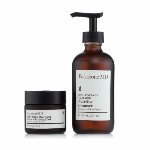 DR. PERRICONE Multi-Action Overnight Intensive Firming Mask & Nutritive Cleanser