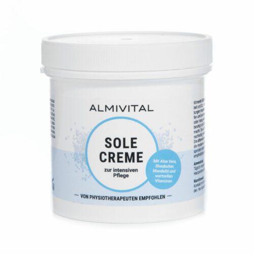ALMIVITAL Sole Creme zur intensiven Hautpflege 250ml