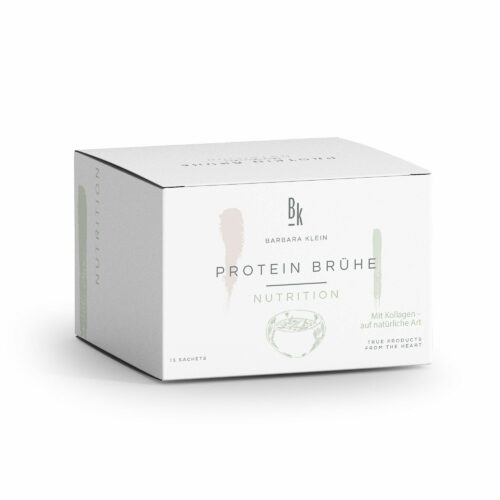 BK by Barbara Klein Protein Brühe 15 Sticks für 15 Portionen
