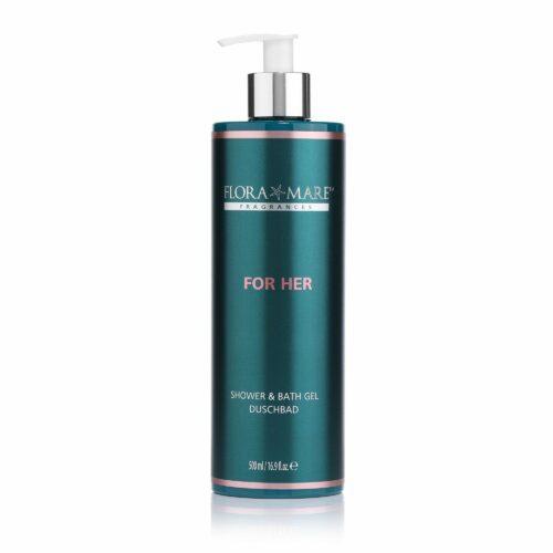 FLORA MARE Fragrances For Her Duschgel 500ml