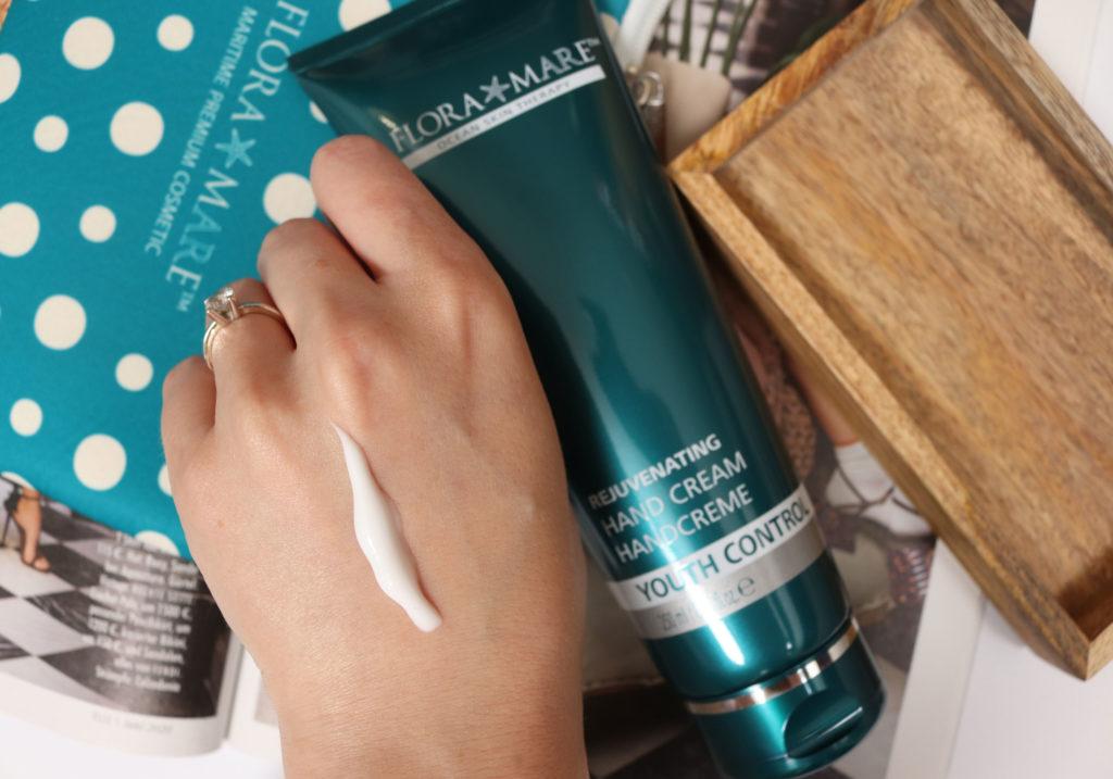 FLORA MARE YOUTH CONTROL Rejuvenating Hand Cream 2