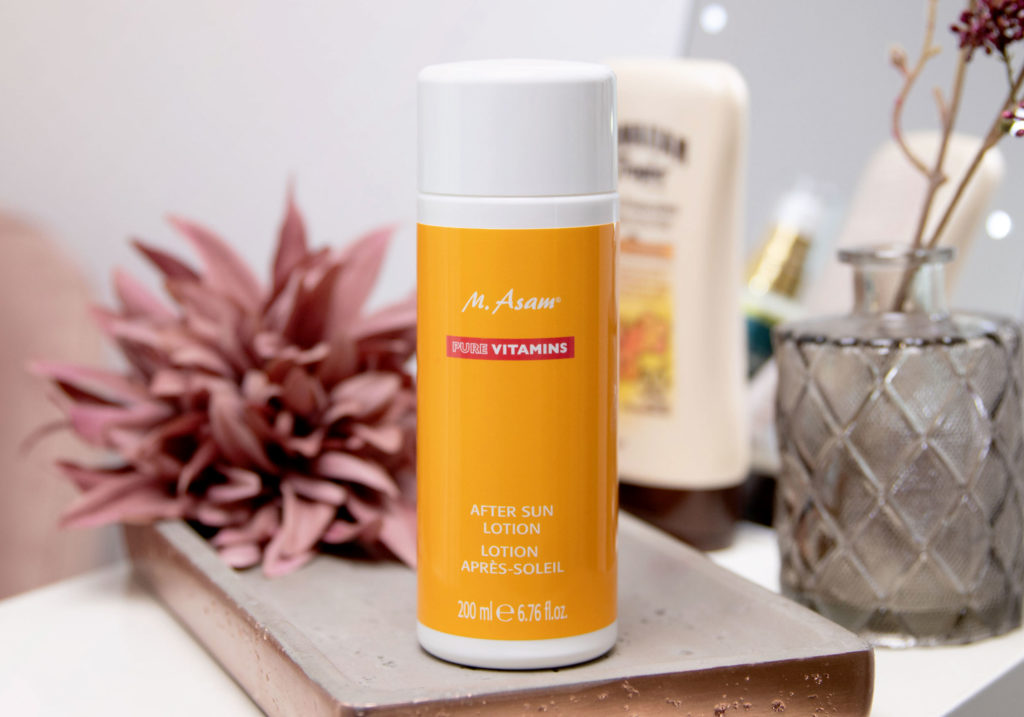 M. ASAM PURE VITAMINS After Sun Lotion