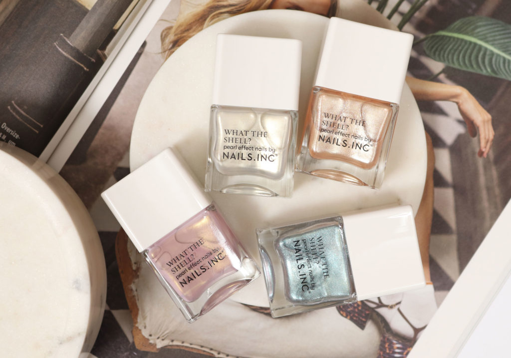 NAILS INC Shell Effect Collection