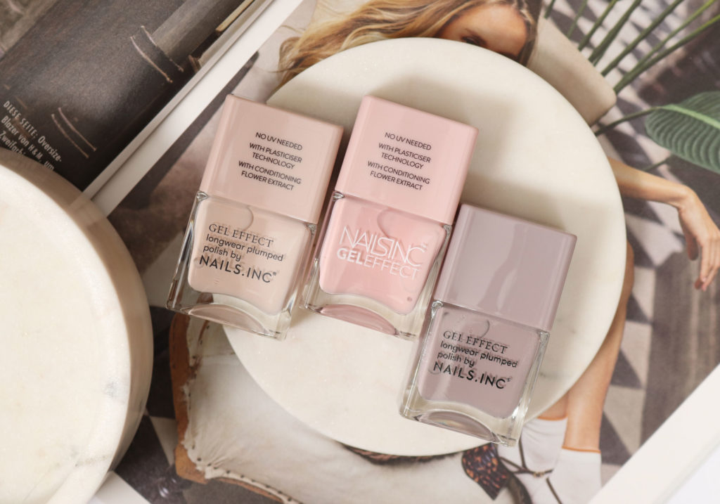 NAILS INC The Pastels Collection