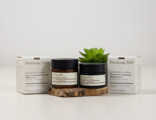 PERRICONE HIGH POTENCY CLASSICS Face Finishing & Firming Moisturizer & Hyaluronic Intensive Moisturizer
