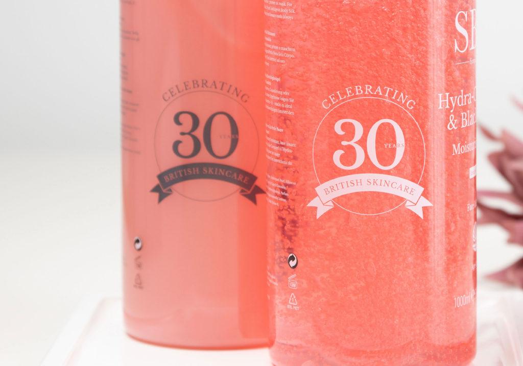 SBC Celebrating 30 Years British Skincare