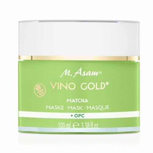 M.ASAM® Vino Gold® Anti Oxidantien Maske mit Matcha & OPC 100ml