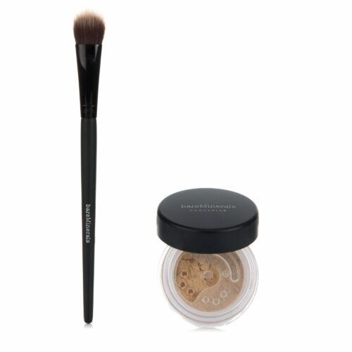 bareMinerals® Augen-Set Well Rested Mineralien 2g mit Pinsel