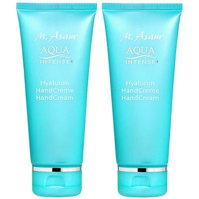 M.ASAM® Aqua Intense® Hyaluron Handcreme 2x 100ml