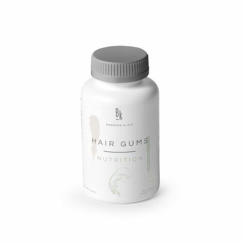 BK by Barbara Klein Hair Gums mit Biotin, Vitamin E & Zink 60 Stück zuckerfrei