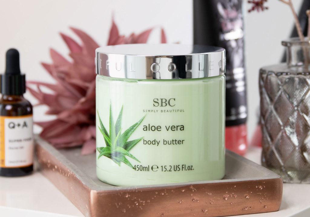 SBC Aloe Vera Body Butter