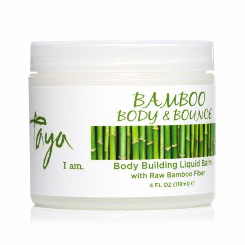 TAYA HAIRCARE Bambus strukturierende Volumen Liquid Creme 118ml
