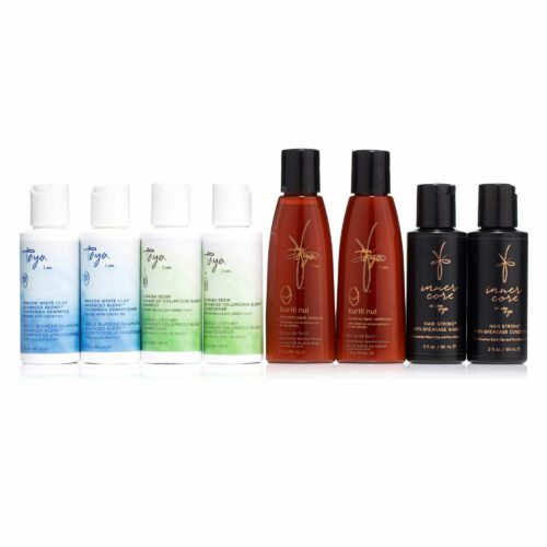 TAYA HAIRCARE Shampoo & Conditioner Kollektion 2x 59ml 6x 60ml
