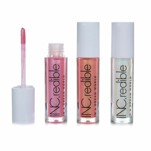 NAILS.INC® Lip Gloss Set Dream World Lip Collection 3x 3,48ml