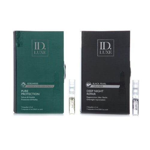 ID LUXE Pure Protection 7x 2ml & Deep Night Repair 7x 2ml
