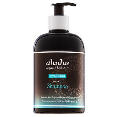 ahuhu organic hair care Hydro Shampoo 500ml feuchtigkeitsspendend