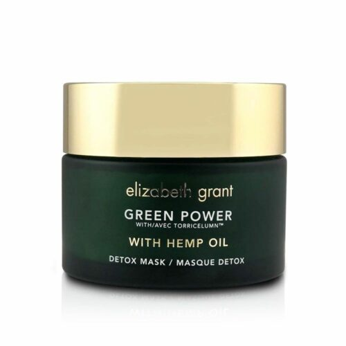 ELIZABETH GRANT Green Power & Hemp Oil Maske 100ml