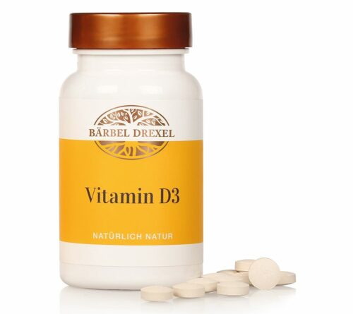 BÄRBEL DREXEL Vitamin D3 Das Sonnenvitamin 170 Presslinge für 170 Tage