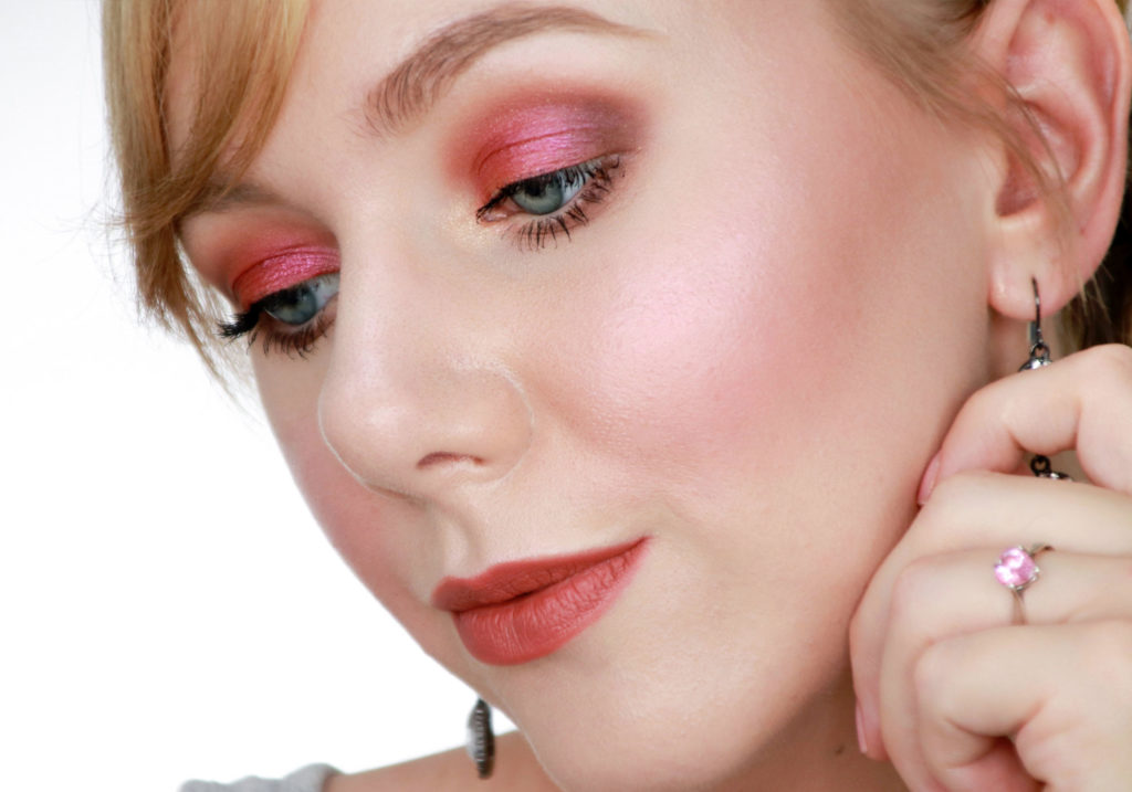 ILLAMASQUA Make-up Look