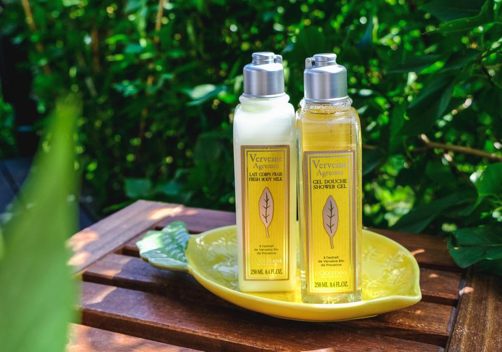 L'OCCITANE Verveine Fresh Body Milk & Shower Gel