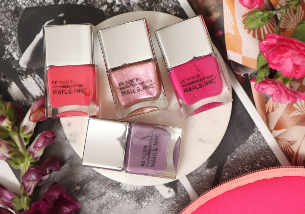 NAILS INC Superfruit Collection 3