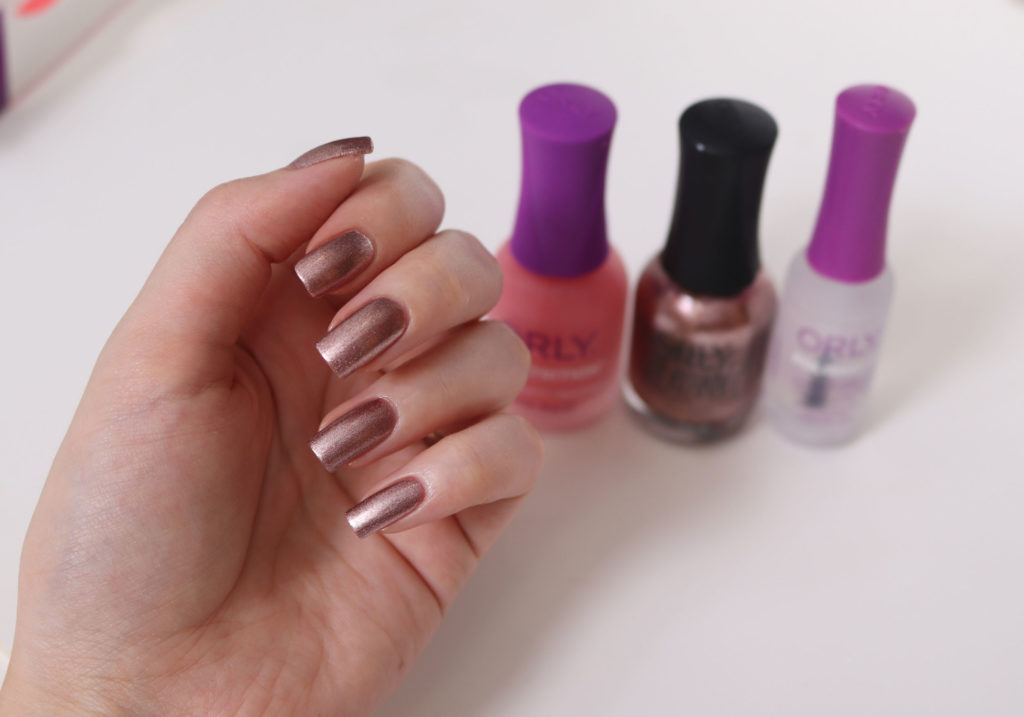 ORLY BREATHABLE Fairy Godmother Swatch