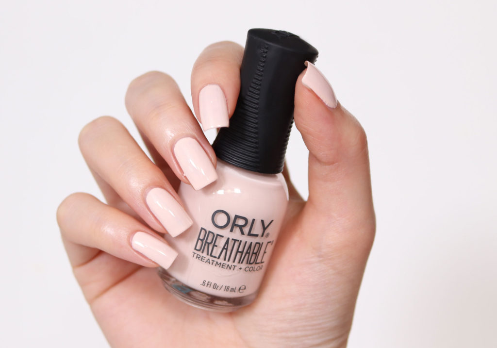 ORLY BREATHABLE Rehab Swatch
